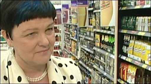 Lucy Neville-Rolfe, Tesco director