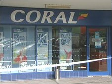 Coral bookmakers