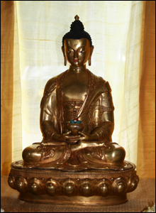 An image of the Amitabha