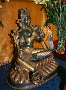 An image of Tara