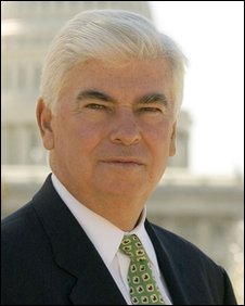 US Senator Chris Dodd