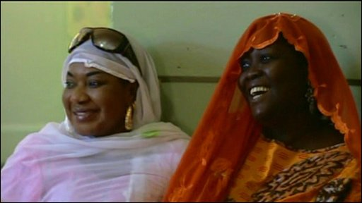 Senegalese-American women