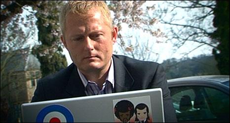 Blogger Mark Kobayashi-Hillary