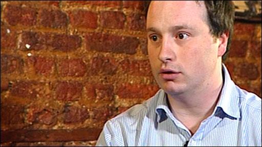 Ollie Rickman, Google's UK spokesman