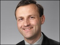 Steve Webb MP – Minister of State to the Department for Work and Pensions