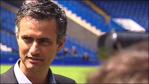 Jose Mourinho becoming Chelsea boss in June 2004