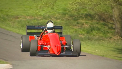 Car at Loton Park