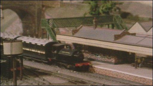 Vicar's railway