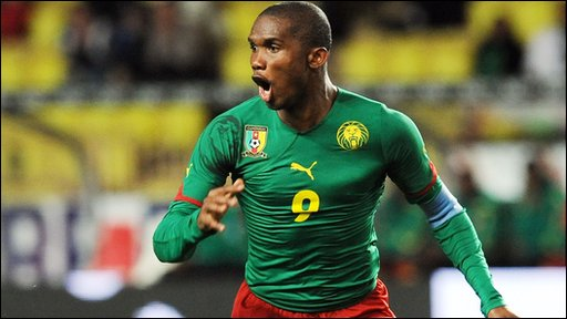 World Cup guide: Cameroon