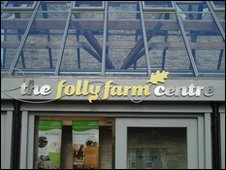 Folly Farm Environmental Centre