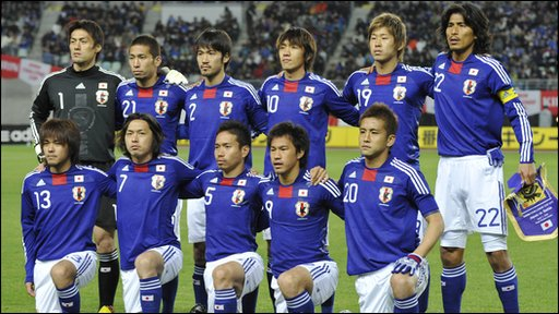 World Cup guide: Japan