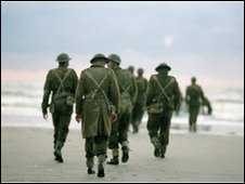 Still from the BBC TV series Dunkirk