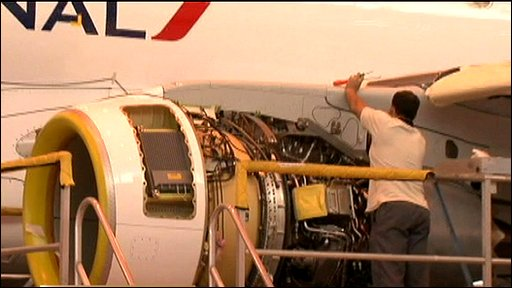 Brazil has the third biggest aircraft manufacturing industry