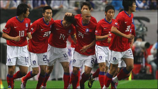 World Cup guide: South Korea