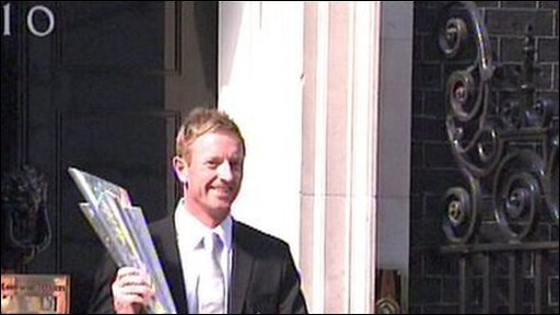 England captain Paul Collingwood