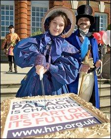 Kensington Palace public campaign launch