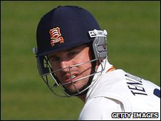 Essex all-rounder Ryan ten Doeschate