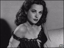 Hedy Lamarr in 1946