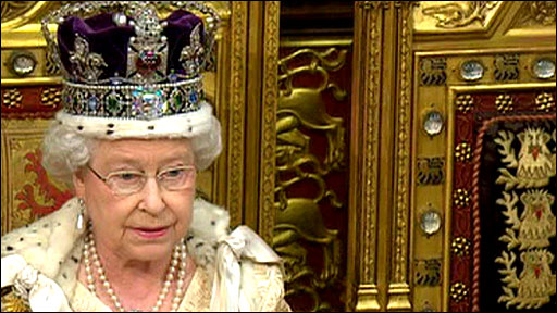 The Queen&amp;apos;s Speech on 25 May