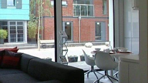 A modular 'Cub' house
