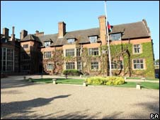 Headley Court military rehabilitation centre in Surrey