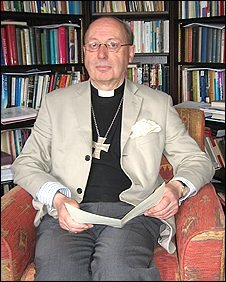 The Right Reverend Christopher Hill
