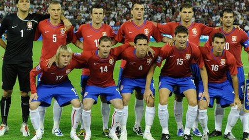 World Cup guide: Serbia
