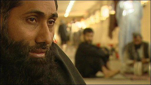 Salahuddin, Taliban commander
