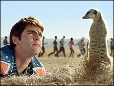 Kaka in Pepsi advert