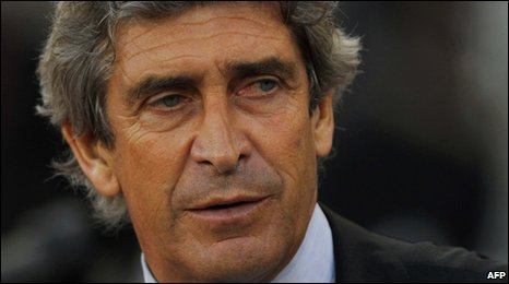 Manuel Pellegrini, Real Madrid manager 2009-2010