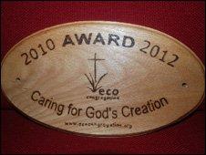 The Eco-Congregation Award