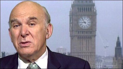 Vince Cable explains reasoning behind capital gains tax