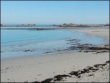 Cobo Beach