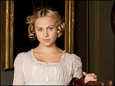 Tina O'Brien in The Secret Diaries of Miss Anne Lister
