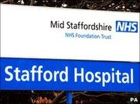 Mid Staffordshire NHS Hospital