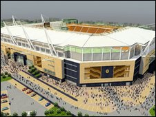 Wolves ground in years to come