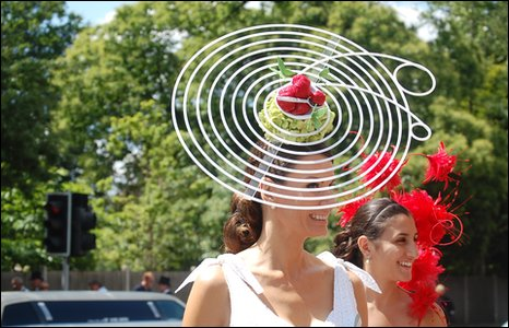 hat at Royal Ascot