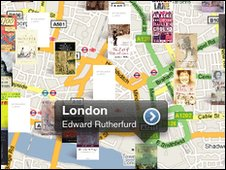 Screenshot of Get London Reading