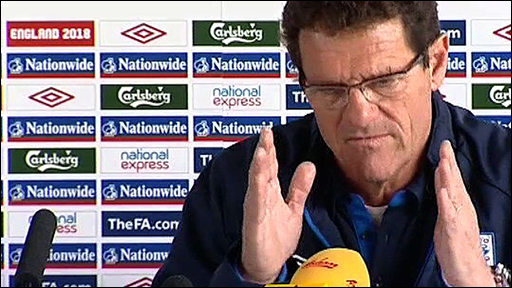 Fabio Capello plays down speculation linking him with Inter Milan