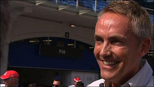 McLaren's Martin Whitmarsh