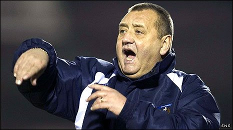 Former Kilmarnock manager Jimmy Calderwood