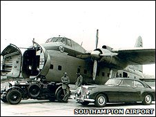 Bristol aircraft