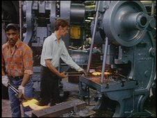 US tool manufacturer production line