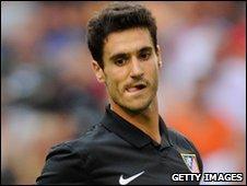 West Bromwich Albion defender Pablo Ibanez