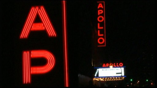 Apollo theatre, New York