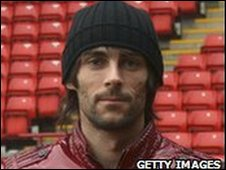 Sheffield United striker Daniel Bogdanovic