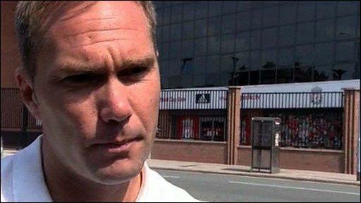 Former Liverpool midfielder Jason McAteer
