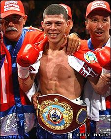 """Roman """"Rocky"""" Martinez"""