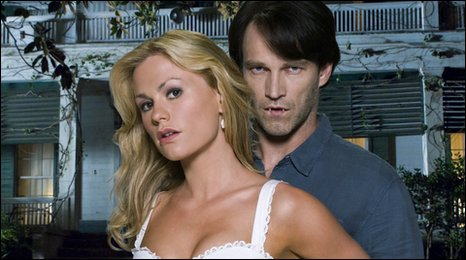 True Blood's Anna Paquin and Stephen Moyer