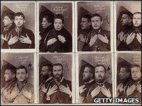 Mugshots of Victorian criminals